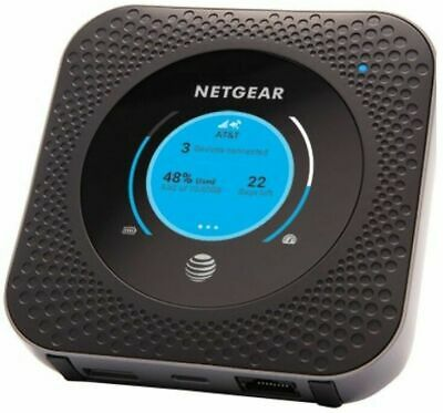NETGEAR MR1100 Nighthawk M1 Mobile Router 2A1NAS UNLIMITED DATA $60/month