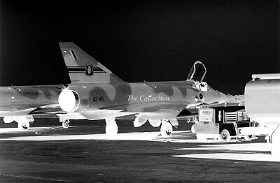 Dassault Mirage III-OF A3-48 original 35mm photo negative