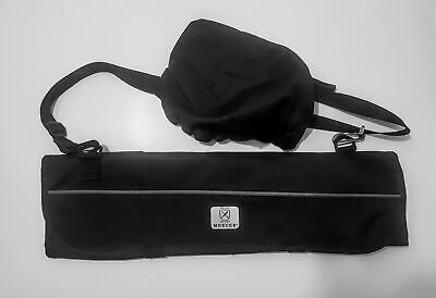 Mercer Culinary Knife Bag With Cook Hat