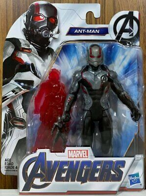 "HASBRO MARVEL AVENGERS ENDGAME 6"" INCH [ANT-MAN] Action Figure in stock"