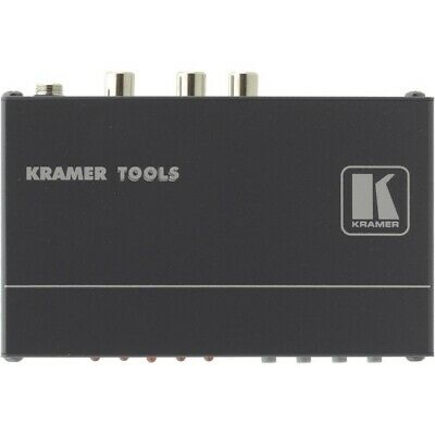 Kramer Electronics 90-041090 Composite Video & Stereo-Audio To Hdmi Scaler