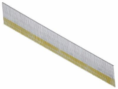 15Ga Stainless Steel DA Finish Nails 50mm Pack of 4000 DEWDNB1550SS