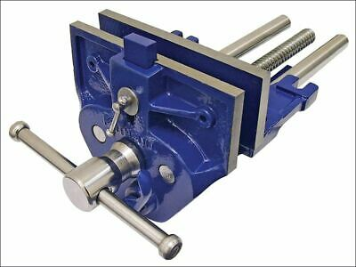 Woodwork Vice 175mm (7in) Quick-Release & Dog FAIVW175DQ