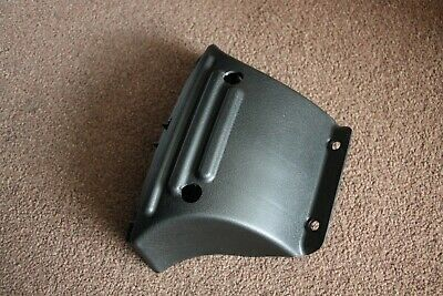 kymco Agility mobility scooter parts front black plastic bumper
