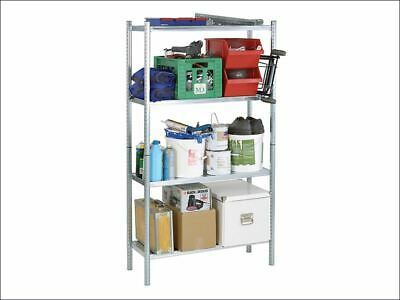 S450-31 Galvanised Shelving with 4 Shelves RAA135580
