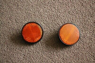 kymco Agility mobility scooter parts pair of side reflectors