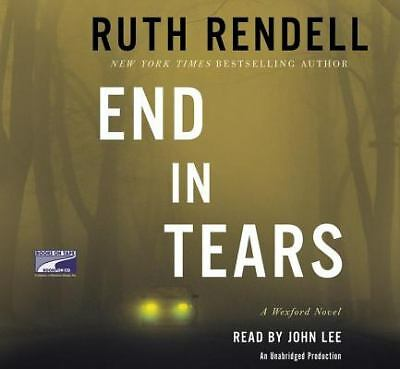 End in Tears Bk. 20 by Ruth Rendell --- audiobook
