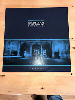 """OMD ORCHESTRAL MANOEUVERS IN THE DARK dreaming - UK 12"""" Maxi Single VS 987-12"""