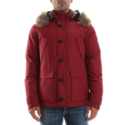 At.p.co Jacket Feather Vasco A01129 Burgundy Mod. A01129