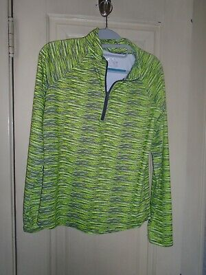 Justice Girls Active Wear Top Size 16