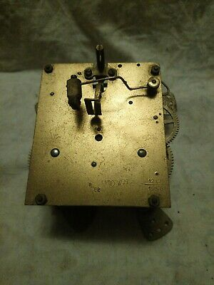 Foreign Clock Movement For Spares Or Repairs