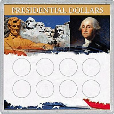 HE Harris Presidential Dollars Frosty Case - Eight Hole, 6.5x6.5