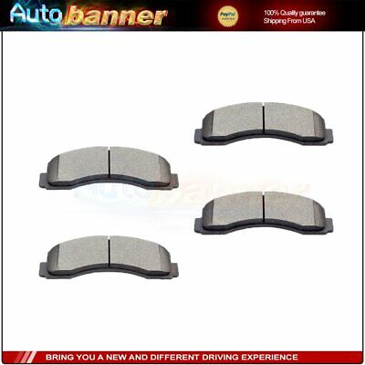 FRONT Ceramic Brake Pads Fits 10-14 Ford Expedition