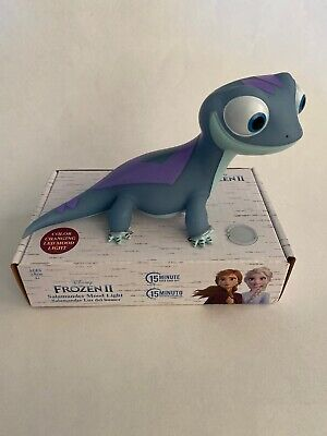 Disney Frozen 2 Bruni The Salamander Mood Color Changing Night Light