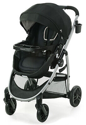 Graco Baby Modes Pramette 3 in 1 Bassinet Stroller Infant Car Seat Carrier NEW