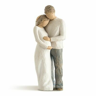 Willow Tree Home Resin Figurine Family Keepsake Friends Happiness Ornament Gift