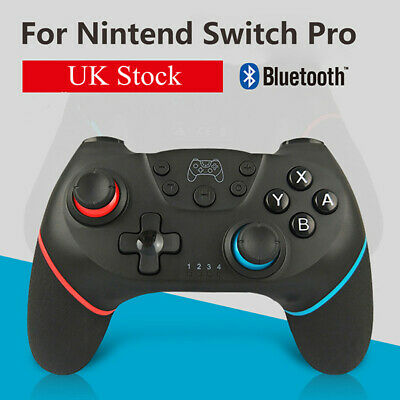 Bluetooth Wireless Gamepad Joystick Pro Controller For Nintendo Switch UK Stock