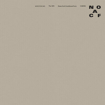The 1975 - Notes On A Conditional Form (NEW CD) PREORDER 24/04/2020