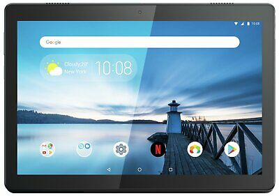 Lenovo Tab M10 10.1 Inch 32GB 5MP WiFi FHD Android Tablet - Black