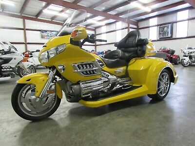 2010 Honda Gold Wing  2010 HONDA GOLDWING GL1800 NEW  ROADSMITH HTS1800 TRIKE WITH RUNNING BOARDS
