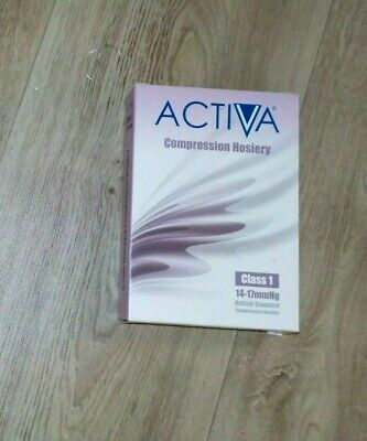 Activa Compression Hosiery Class 1 Size X Large **New**