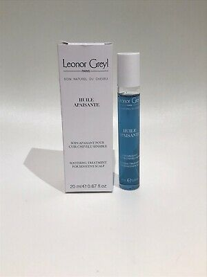 Leonor Grey Huile Apaisante Scalp Soothing Oil 20ml
