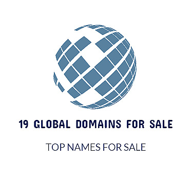 19 .Global domains package on sale with great value