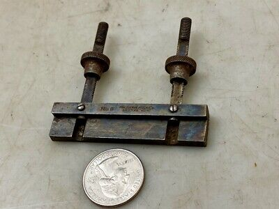 VINTAGE LUFKIN #8 RULE CLAMP, Free Shipping!