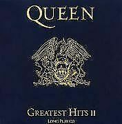 Greatest Hits II [Musikkassette] by Queen | CD | condition acceptable