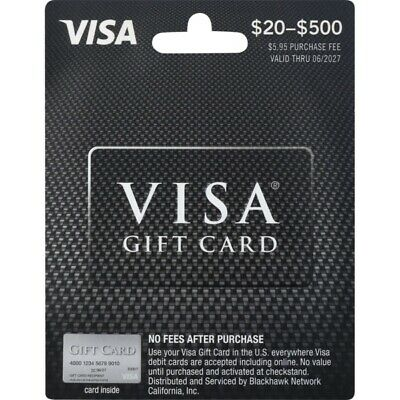 $500 Gift Card. Discounted Price. Fast Shipping.