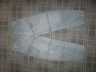 George-boys jeans denim trousers age 11-12-13-14 CASUAL EVERYDAY  CARGO DISTRESS