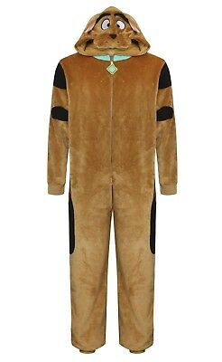 Official SCOOBY DOO Boys Kids Onesie Fancy Dress All In One Age 5-6 Primark NEW