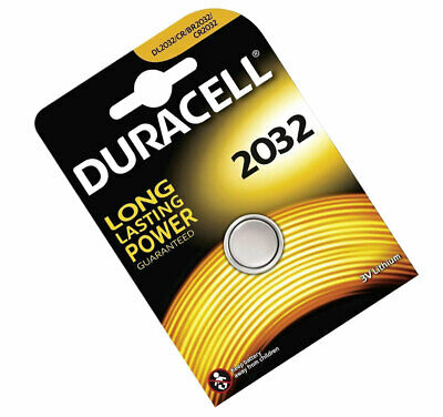 1 x NEW DURACELL DL/CR 2032 3V Lithium Coin Cell Battery Battery - ***READ***