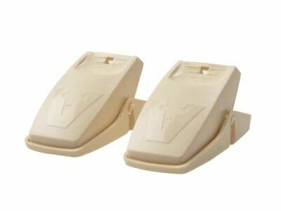 Quick Set Mouse Traps Twin Pack RKLFQ01