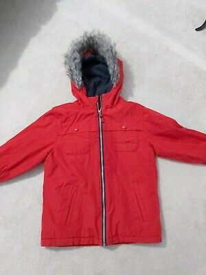 Blue  Zoo Boys Coat Aged 8-9 Years