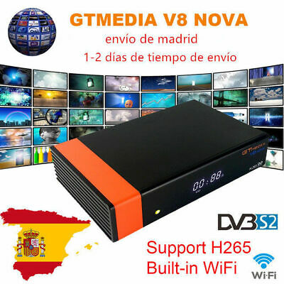 Gtmedia V8 Nova (New V8 Super) DVB-S2 Satellite Receiver Full HD1080P