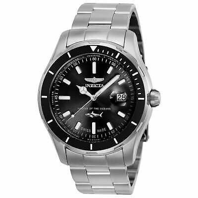 Invicta Men's 25806 'Pro Diver' Stainless Steel Watch