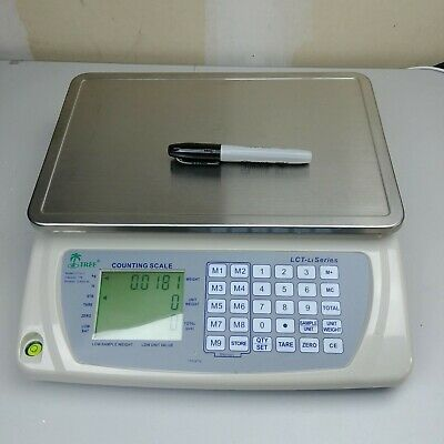 LW Measurements Tree LCT-Li-7 LCT7 Counting Scale 0.0002lb Resol. 7 lb