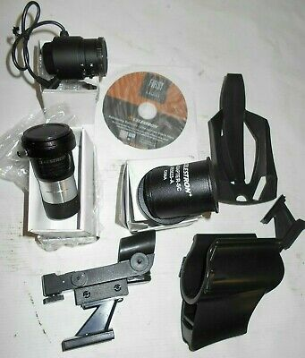 5 Celestron Telescope Parts Accessories + Disc
