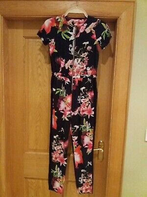 Girls Ted Baker Jumpsuit Age 10-12 Years