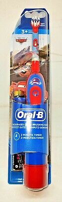 Braun Oral-B Kids Stages Power Battery Toothbrush Disney Planes