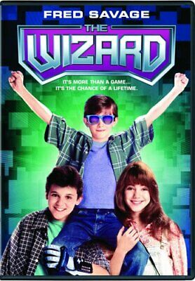THE WIZARD New Sealed DVD Fred Savage