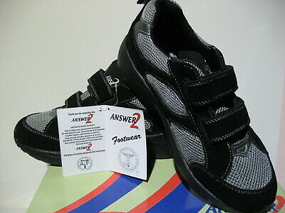 Answer2 Mens Leather Sneakers Athletic Shoes Black & Gray