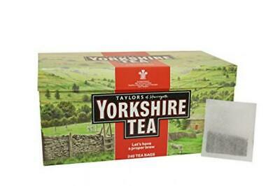 Taylors of Harrogate Yorkshire Red, 240 Teabags 240 (Pack 1)
