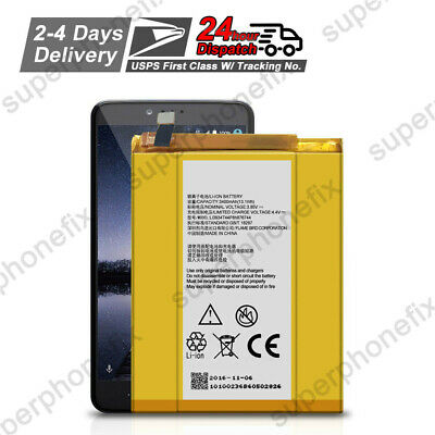 For ZTE Grand Max 2 Z988 Z981 Replacement Battery Li3934T44P8h876744 3400mAh