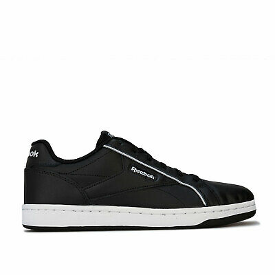 Womens Reebok Classics Womens Royal Complete Clean LX Trainers in Black-White -