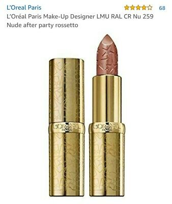 L'oreal Color Riche 259 Nude After Party