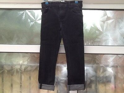 Next Age 10 Height 140cm Boys Black Jeans Worn Several Times Good Condition
