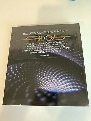 TOOL Fear Inoculum CD Limited Edition Special Package HD Screen New Album