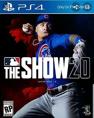 MLB The Show 20 PRE ORDER